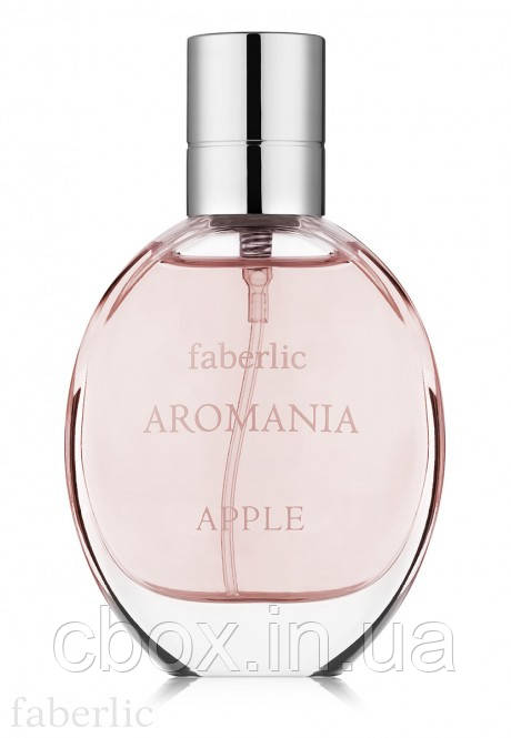 Туалетна вода жіноча Aromania Apple, Faberlic, Аромания Епл, Фаберлік, 3028, 30 мл