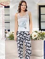 Пижама женская майка и штаны от Аngel Турция