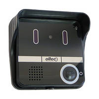 Накладная  вызывная видеопанель Oltec LC-309B