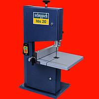 Ленточная пила 0.25 кВт Scheppach HBS 20 высота реза 80 мм