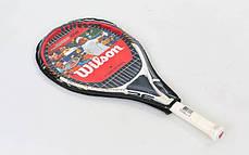 Ракетка для большого тенниса WILSON WRT227800 ROGER FEDERER 26 RKT, фото 2