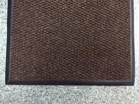 Ворсовый коврик на резиновой основе 660х400 мм