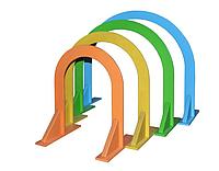 Дуги для подлезания - цветные