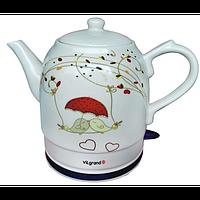 Чайник электрический VILGRAND VC515U (керамика )