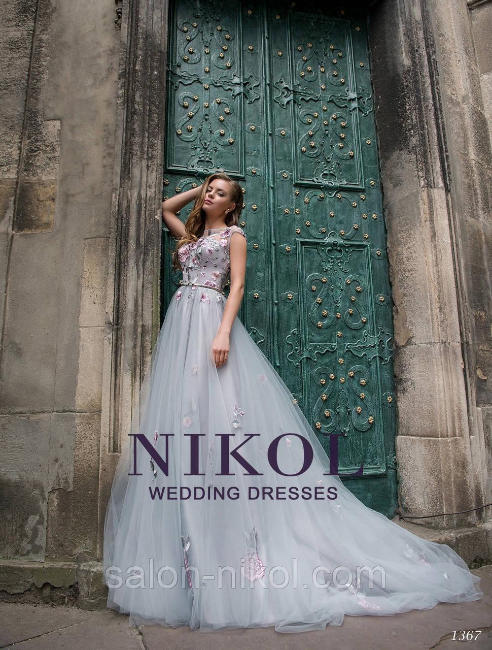 Вечернее, выпускное платье 13-67