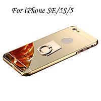 Чехол- бампер для iPhone 5\5S\5Е с подставкой