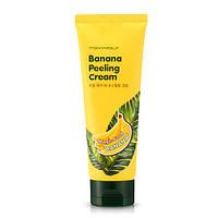 Пилинг-крем для лица с экстрактом банана TONY MOLY Magic Food Banana Peeling Cream, оригинал