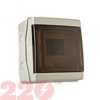 Коробка под автомат влагозащитная 5 IP54 (0570) Get-San