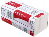 Полотенца бумажные Katrin Classic (в пачке), 1 пачка, ширина 235 мм, белые