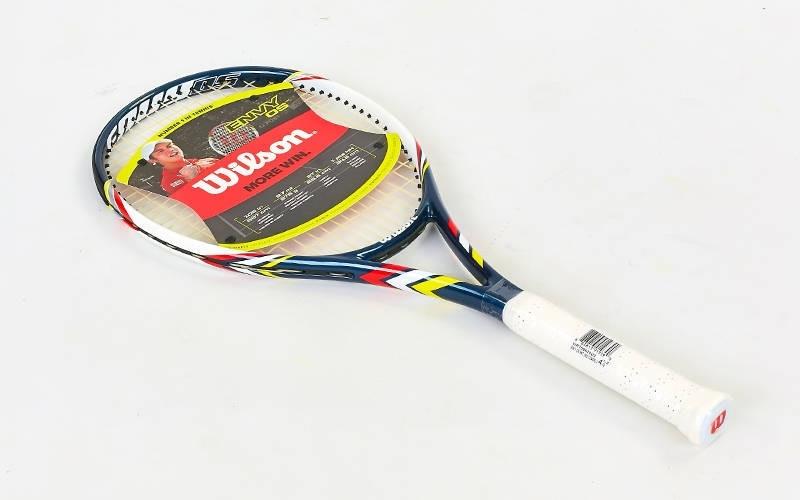 Ракетка для большого тенниса WILSON WRT59620U-2 ENVY OS TNS RKT grip 2