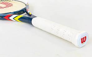 Ракетка для большого тенниса WILSON WRT59620U-2 ENVY OS TNS RKT grip 2, фото 3