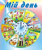 Стенд Распорядок дня в детском саду