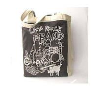 Дизайнерская сумка Rock Band