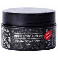 Моделирующий прозрачный гель Нобель Builder Crystal Clear gel Nobel - 15 мл.