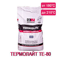 Клей-расплав высокотемпературный для кромки Termolite ТЕ-80 (25кг.)