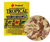 Tropical 12 g(хлопья) корм с высоким содержанием белка