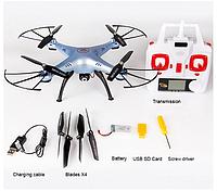 Квадрокоптер Syma X5HC с камерой 2 Mп и картой памяти на 4 Гб, фото 1