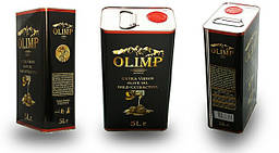 Оливковое масло Olimp Extra Virgin Olive Oil Gold Extraction 5 л