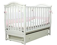 Детская кроватка ВЕРЕС СОНЯ ЛД-3 (ящик+маятник)