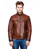 Куртка 2368 POMPEI 002, Цвет Коричневый, Размер 3XL