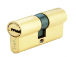 Цилиндровый механизм ключ-ключ, лазерный ключ