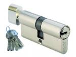 Цилиндровый механизм ключ-поворот, лазерный ключ