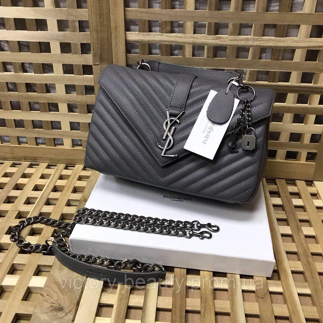 ee1d2fa6a6f3 сумка копия люкс Yves Saint Laurent продажа цена в харькове