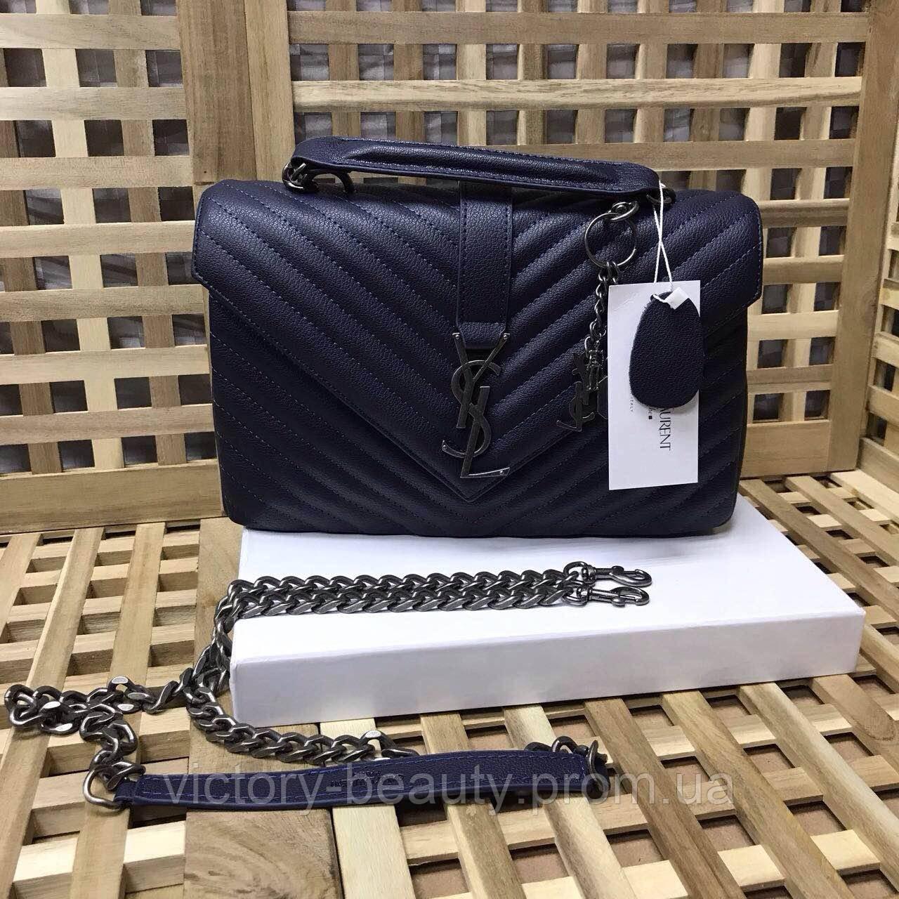 0615ec5bfc73 Сумка копия люкс Yves Saint Laurent - Интернет - Магазин