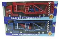 Трейлер металлопластик MK1011 60шт2 с машинками в коробке
