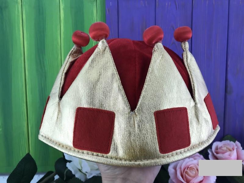 Шляпа карнавальная Короля