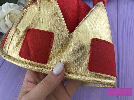 Шляпа карнавальная Короля, фото 2