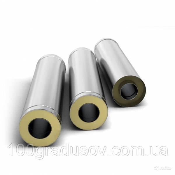 Термо труба оцинк 1 М  (Ø100-300≠0,8мм)