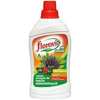 Удобрение Флоровит (осенний) для вечнозеленых растений
