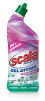 Активный гель с отбеливающим эффектом для унитазов и водостоков Scala Gel Attivo con Candeggina WC e Scarichi