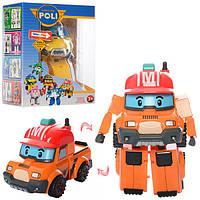 Игрушка машинка трансформер  Robocar Poli 83168ВМ Synergy ltd