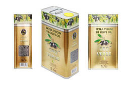 Оливковое Масло Oro Verde Extra Virgin de Olive Oil 5 л