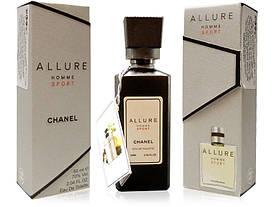 Мужской мини-парфюм  Chanel Allure Homme Sport (Шанель Аллюр Хом Спорт) , 60 мл