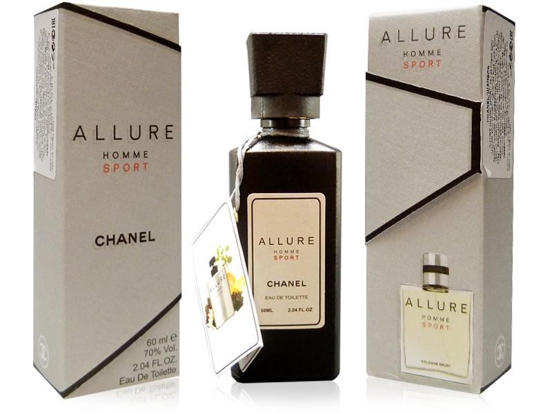 Мужской мини-парфюм  Chanel Allure Homme Sport (Шанель Аллюр Хом Спорт) , 60 мл - I-mall в Киеве