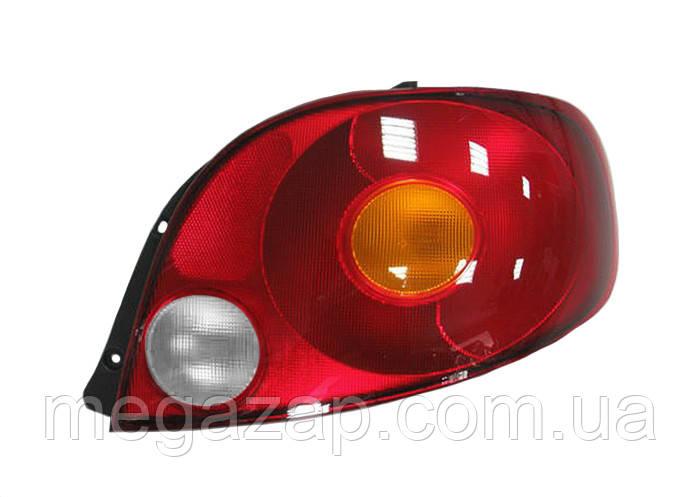 Фонарь задний внешний правый Daewoo Matiz 01-