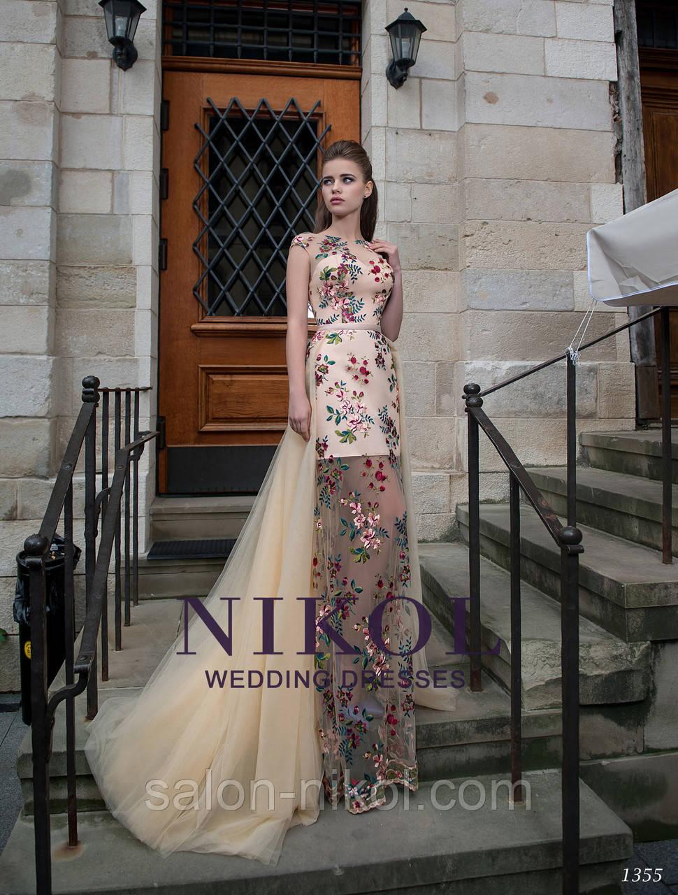 Вечернее, выпускное платье 13-55