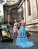 Вечернее, выпускное платье 13-55, фото 2