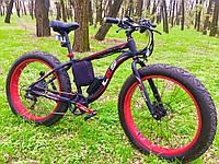 Электровелосипед ФэтбайК LKS!