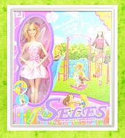 Кукла типа Барби YSD123-1 48шт2 29см, парк  развлечений:качели,горки...в кор.