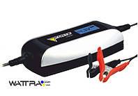 Зарядное устройство Forte CD-12, 220 В, зарядный ток 2 4 А, для аккумуляторов 6 - 12 В емкостью до 120 Ач