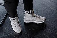 Nike Air Max 97 mid Silver by Ricardo Tasci,унисекс (мужские,женские,десткие)