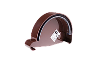 Заглушка желоба 90 правая Р Profil, фото 1