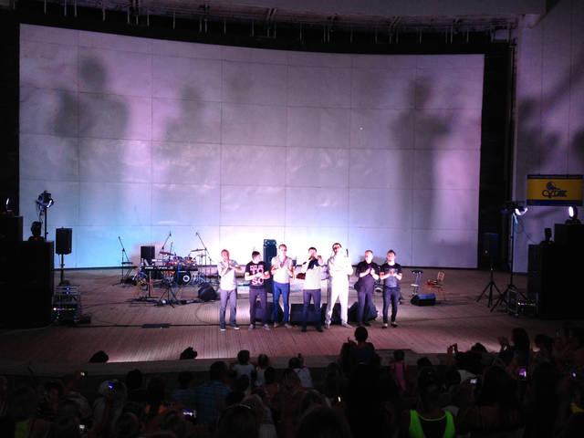 Юбилейный концерт Стаса Пьеха