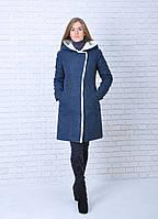 Зимнее пальто теплое