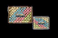 Шоколадные конфеты  Арфа  Атаг с разными вкусами в  коробке 350 грамм