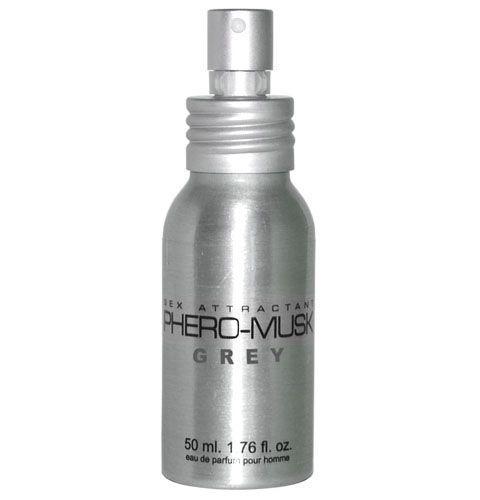 Духи з феромонами чоловічі PHERO-MUSK GREY, 50 ml